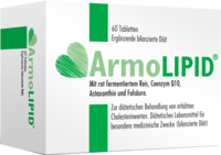 ARMOLIPID Tabletten