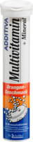 ADDITIVA Multivit.+Mineral Orange R Brausetabl.